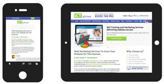 Mobile SEO Marketing Company Fife